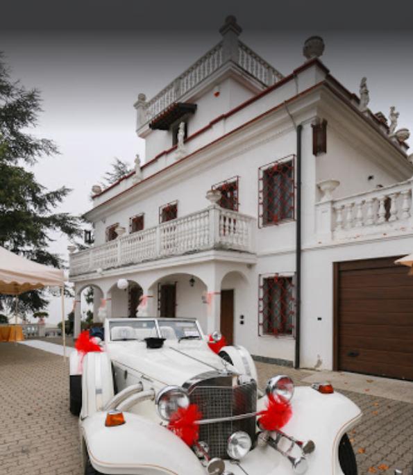 Ristorante Villa Bianco Verrua Savoia