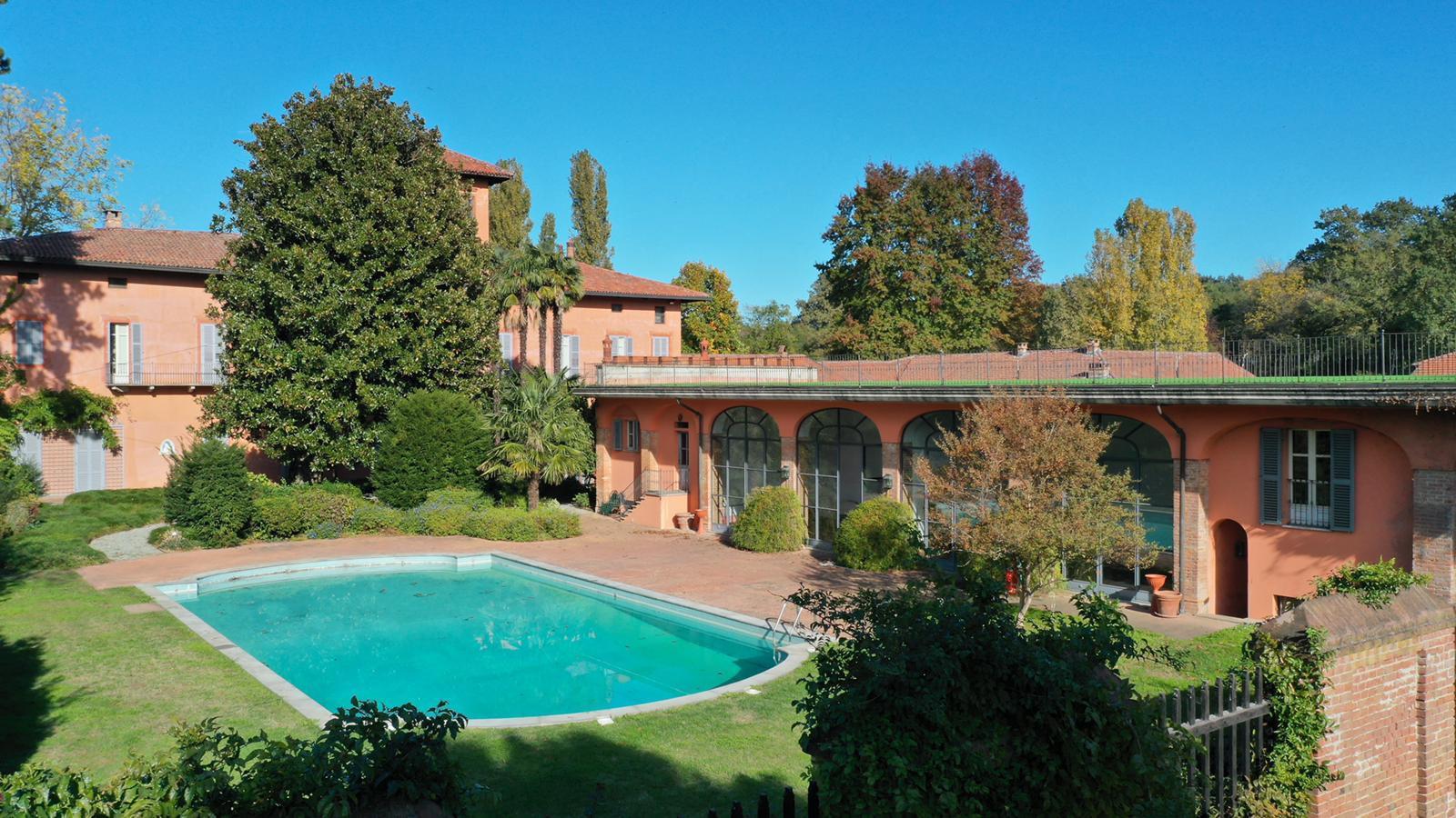 Location Con Piscina In Torino E Provincia