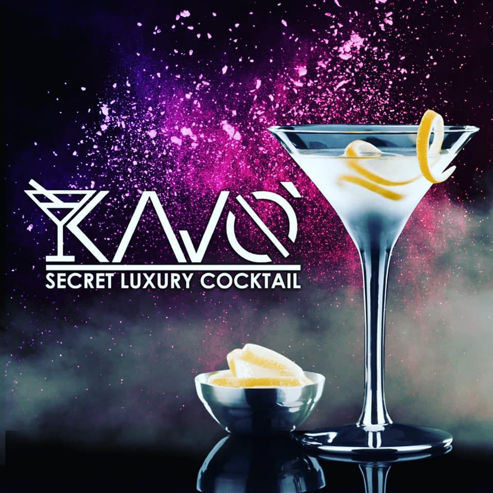 Kavó Secret Luxury Cocktail