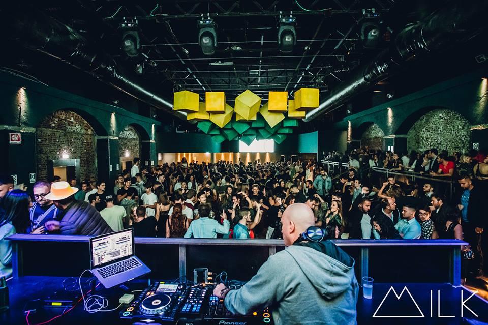 Milk Club Discoteca, Torino.